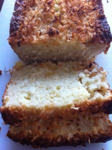Tropical Bread. A treat to make you think of warmer weather on those cold winter nights.