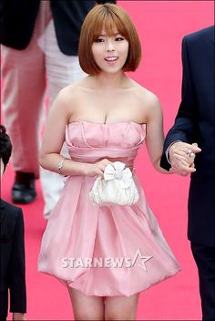 [2014.07.17] Tiny-G's Dohee at the 18th Pucheon International Fantastic Film Festival (PiFan)