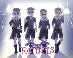 まゆう(@n_ban_m)さん | Twitter Cute Anime Boy, Anime Guys, Anime Chibi, Manga Anime, Star Character, Comedy Anime, Ensemble Stars, Bungo Stray Dogs, Light Novel