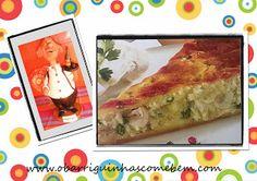 Tarte de Cogumelos e Queijo Fresco Quiches, Mushrooms, Pie, Pies, Tart, Tarts