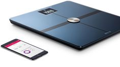 A Wi-Fi scale that uses patented Position Control™ technology to deliver the most accurate body composition readings (weight, body fat and water percentage, muscle mass and bone mass). Withings Body provides immediate on-screen feedback and automatically synchronizes with your smartphone to display trends and help you reach your weight goals.