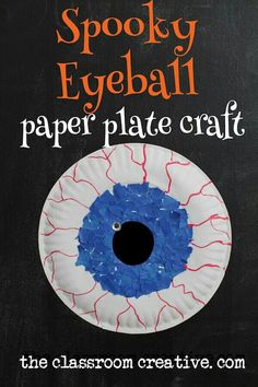20 Halloween paper plate crafts – Mama Instincts® Halloween is the perfect time to make crafts and even more so when they're paper plate crafts. Make these halloween paper plate crafts with your kids today. Halloween Arts And Crafts, Halloween Projects, Halloween Themes, Fall Crafts, Holiday Crafts, Classroom Crafts, Preschool Crafts, Kids Crafts, Holidays Halloween