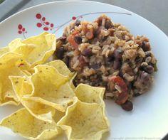 100 Days of Gluten Free Recipes: Gluten Free Cuban Rice & Beans Recipe