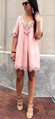 83 Cute Summer Outfit Ideas You Will Love To Wear  summeroutfits   summerstyle Abiti Estivi e1d2baa52c4f