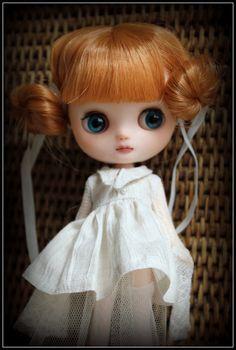 Sweet Little Teddi by OhChiWaWa! / poppyblythe