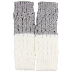 "Shuohu Women's Soft Crochet Boot Socks Winter Warm Toppers Cuffs Knitted Leg Warmers. Type: Leg Warmers. Material: Acrylic Fibers. Size Details: 28cm x 10cm/11.02"" x 3.94"" (Approx.). Feature: Soft Comfortable, Crochet Toppers, Leg Warmers. Package Includes: 1 Pair of Soft Leg Warmers."