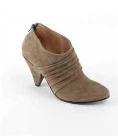Taupe LOLLIPOPS Woman Low Boots #Fashion_Boots #Woman_Boots #Boots