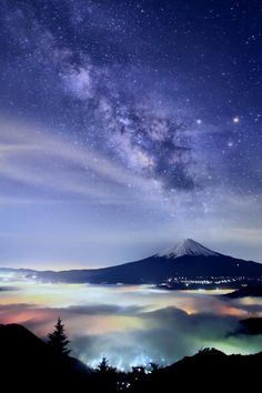 """maureen2musings: """"I wish more people could know the beauty of Mt. Fuji hashimuki """""""