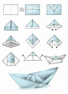 How To Make An Origami Boat Step By Step Origami Little Boat Instructions Free Printable Papercraft Templates. How To Make An Origami Boat Step By Step 3 Ways To Make A Paper Battleship Wikihow. How To Make An Origami Boat… Continue Reading → Illustration Tutorial, Boat Illustration, Origami Simple, How To Make Origami, Simple Origami Tutorial, Origami Butterfly, Origami Flowers, Paper Boat Instructions, Make A Paper Boat