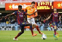 Cuotas Barcelona vs Alaves. Gana Barcelona: 1.07. Empate: 12.00. Gana el Alavés: 34.00. #laliga