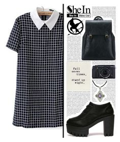 """""""SheIn #7"""" by selmagorath ❤ liked on Polyvore featuring Roxy and NOVICA"""