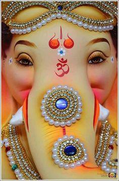 Jai Ganesh, Ganesh Lord, Ganesh Idol, Shree Ganesh, Ganesha Art, Ganesh Chaturthi Photos, Happy Ganesh Chaturthi Images, Shri Ganesh Images, Ganesha Pictures