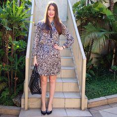 @lookbyus look do dia trabalho moda feminina work fashion style tips looks outfits