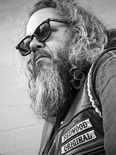"Mark Boone Junior as Robert ""Bobby'' Munson - Son's of Anarchy"