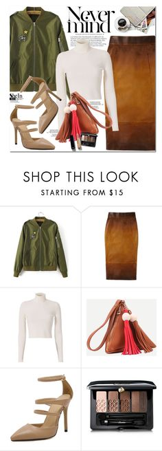 """""""Shein"""" by oshint ❤ liked on Polyvore featuring A.L.C., Guerlain, Chanel, awesome, amazing, Sheinside, wonderful and shein"""