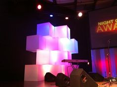 Here are some set designs that I constructed for Valley Church.