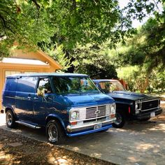 70's custom Chevy van