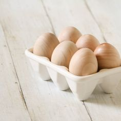 Ceramic Egg Crate from Olive Manna for $12 on Square Market