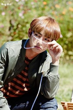 BTS's 2016 Season's Greeting - V