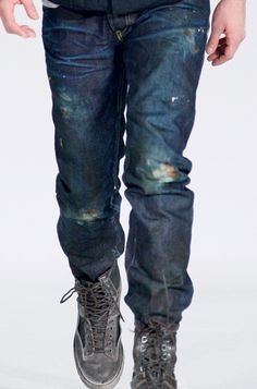 thedenimindustry: Vintage Denim | Find more: www.pinterest.com/AnkApin/collection-7