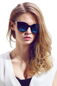 5c273ec5d67 Classic Mirror Round Sunglasses - Diamond Candy 2018 New Design Polarized  Fashion Sunglasses For Women