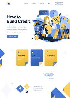 Web Design Trends, Homepage Design, Web Ui Design, Design Design, Website Design Inspiration, Graphic Design Inspiration, Pag Web, Ui Design Mobile, Web Banner Design