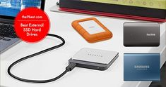 What External SSD Hard Drive Should You Have for Fast Backup?