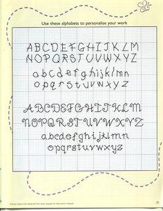 Solo Patrones Punto Cruz (pág. 945) | Aprender manualidades es facilisimo.com