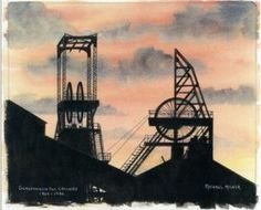 An art exhibition depicting memories of Yorkshire coal mining opens near Wakefield.