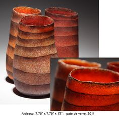 ALomne - pate de verre glass art