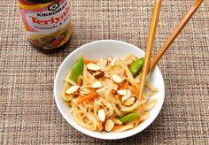 Teriyaki Noodles Rec