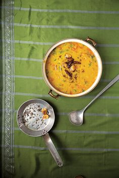 Khatti Dal (Hyderabadi-Style Lentil Stew) | SAVEUR
