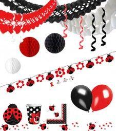 Baby Party und Geburtstags-Deko-Set