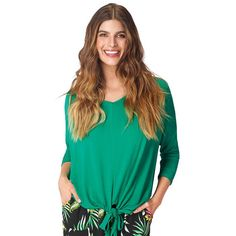 2-Pack Knotted Dolman Tops | Avon