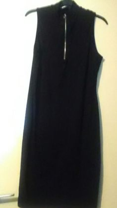 Ladies miss selfridge size 14 black stretch dress  in Clothes, Shoes & Accessories, Women's Clothing, Dresses | eBay!
