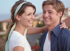 Marissa and Ryan - The OC