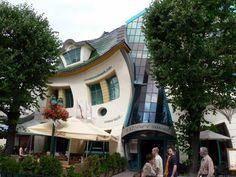 Krzywy Domek, Sopot, Polonia