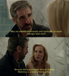 """One of the most memorable moments from """"The Fall."""""""