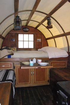 idahosheepcampcom Antique wood spoke sheep wagon for sale