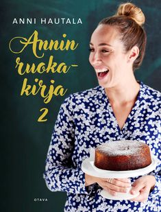 Gluteeniton mandariinikakku Anni Hautalan tapaan: katso ohje! - Kotiliesi.fi Nigella, Baking Recipes, Food And Drink, Anna, Gluten Free, Bread, Desserts, Foodies, Kitchen