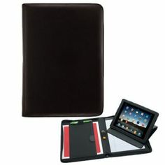 Portafolios con espacio para tablet