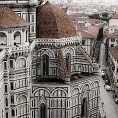 Florence, Italy. CHECK.