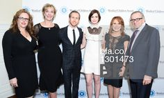 Heidi Nahser-Fink, Kay Isaacson-Leibowitz, Adam Shulman, Anne Hathaway, Marlo Thomas, Harry Leibowitz at 2014 WORLD OF CHILDREN Awards Ceremony. #BFAnyc