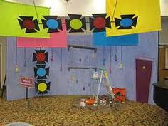 backstage vbs decorations - Bing Images