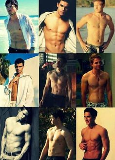Vampire Diaries men!