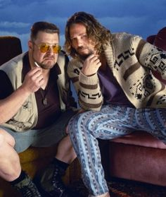 The Big Lebowski: Im bugged he never got the rug....It really tied the room together- The Coen Brothers