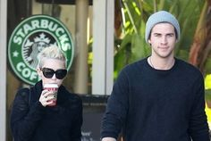 Spotted: Miley Cyrus and Liam Hemsworth Have the 'Best Day Ever'