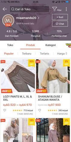 Modest Fashion Hijab, Casual Hijab Outfit, Muslim Fashion, Modesty Fashion, Modest Outfits, Best Online Clothing Stores, Online Shopping Sites, Online Shopping Clothes, Online Shop Baju