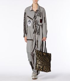 Grey AR Joan Jumpsuit   Vivienne Westwood