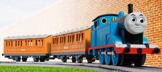 Lionel Trains | Click to enlarge Lionel Thomas and Friends O-Gauge Train Set 6-30069